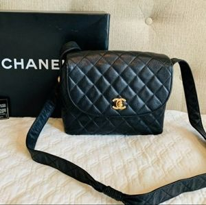 CHANEL QUILTED CROSSBODY $3890